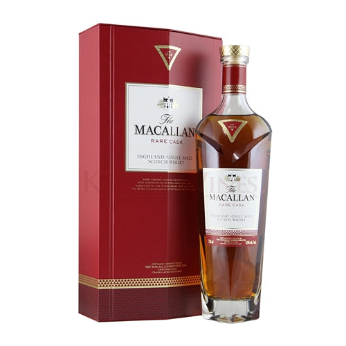 Macallan Rare Cask Edition 2, 2019 Release Single Malt 750 ml