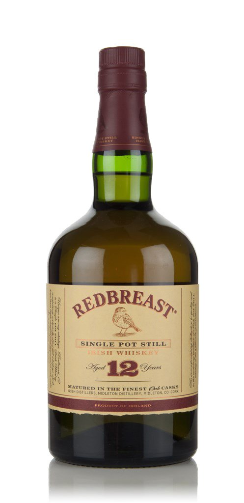 Redbreast Irish Whiskey 12 year 750ml