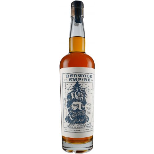 Redwood Empire Lost Monarch Whiskey 750ml
