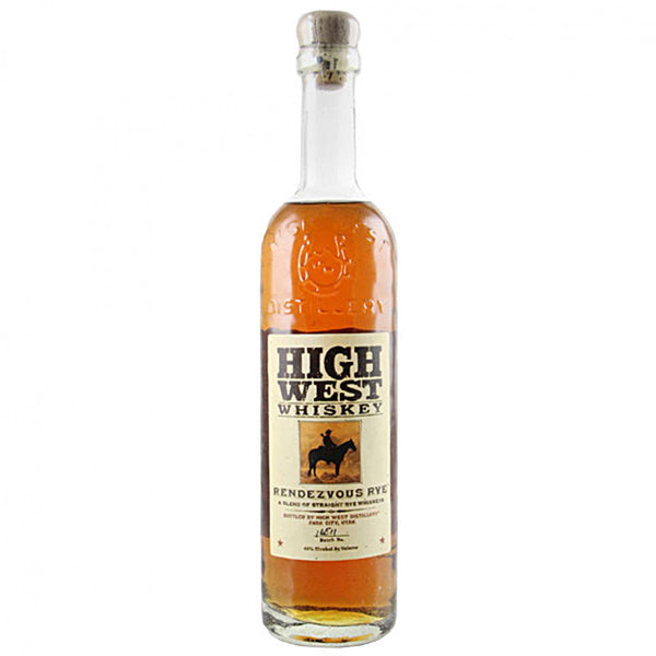 High West Whiskey Rendezvous 750 ml