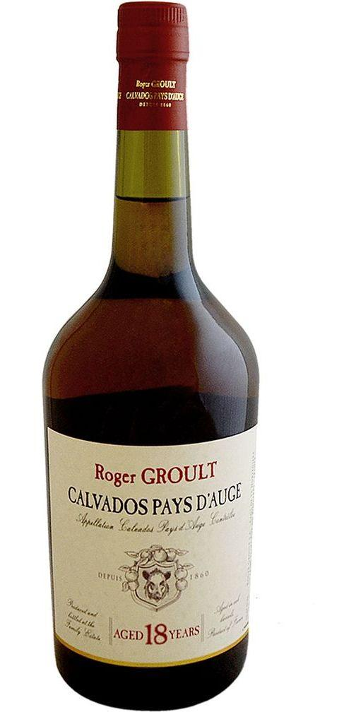 Roger Groult 18 Years Calvados Pays D'Auge 750ml