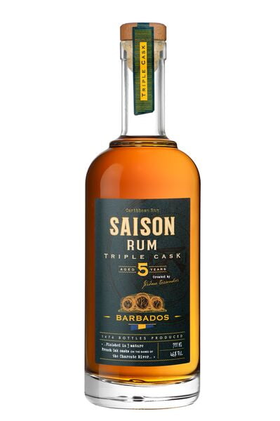Saison Triple Cask Rum - Barbados 750ml