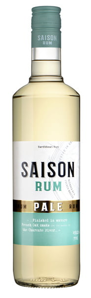 Saison Pale Rum 750ml