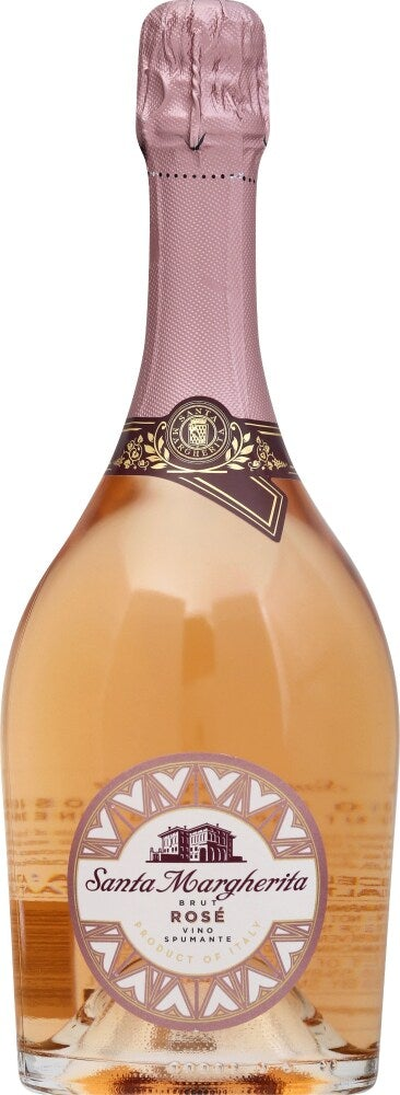 Santa Margherita Brut Rose Prosecco 750 ml
