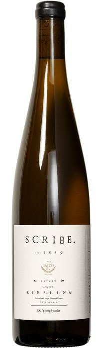 Scribe Riesling 2019 750ml