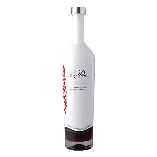 La Pinta Pomegranate Tequila 750 ml