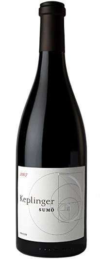 Keplinger Sumo Amador County Red 2015 750 ml