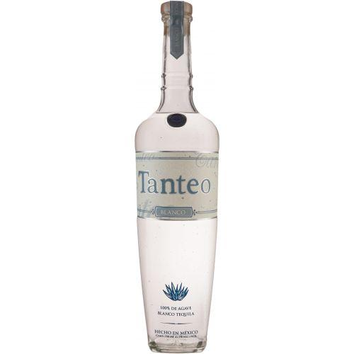 Tanteo Blanco Tequila 750ml