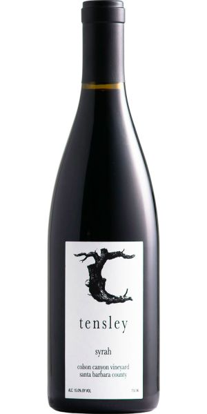 Tensley Colson Canyon Syrah 2019 750ml