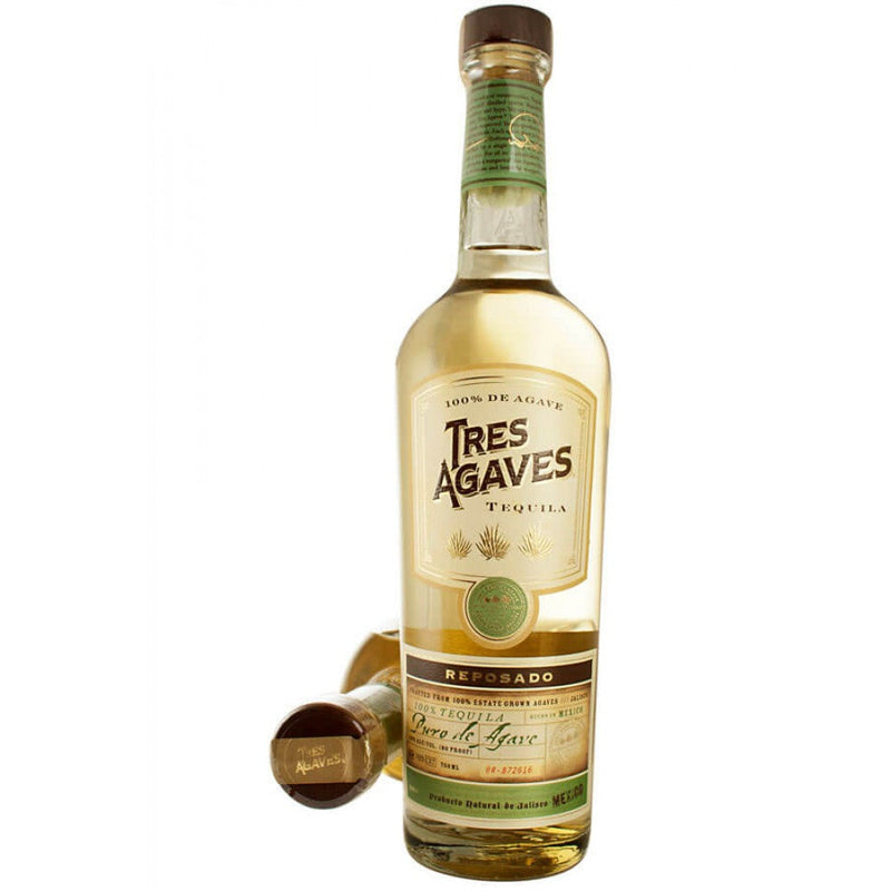 Tres Agaves Tequila Reposado 750 ml