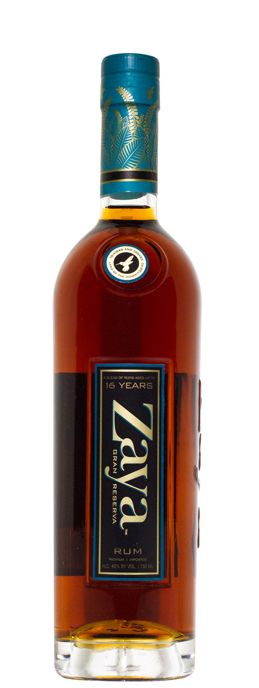 Zaya Gran Reserva 16 Year Rum 750ml