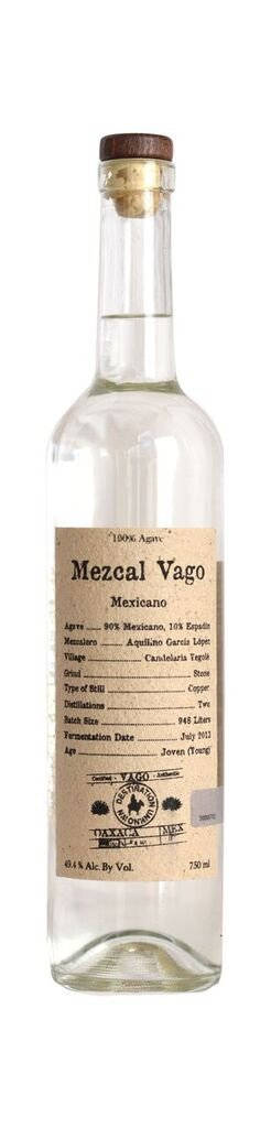 Mezcal Vago Mexicano 750 ml