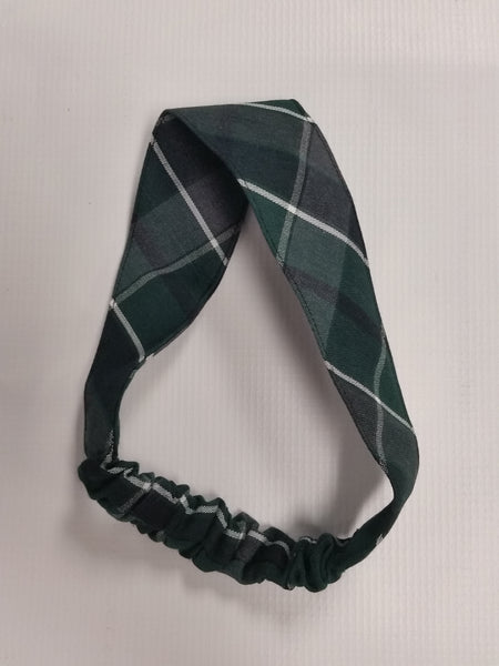 Hair Accessories Plaid 75
