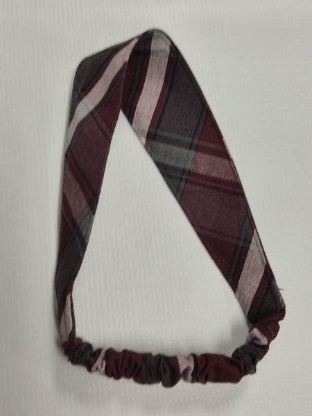 Hair Accessories Plaid 54