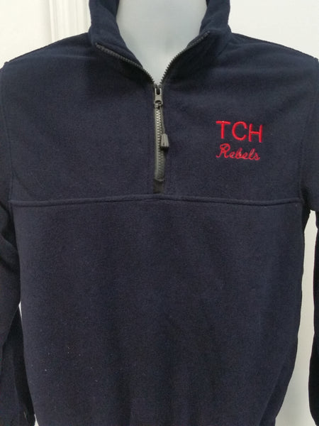 Fleece Jacket Qtr Zip: TCH