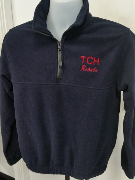 Fleece Jacket Qtr Zip TCHS