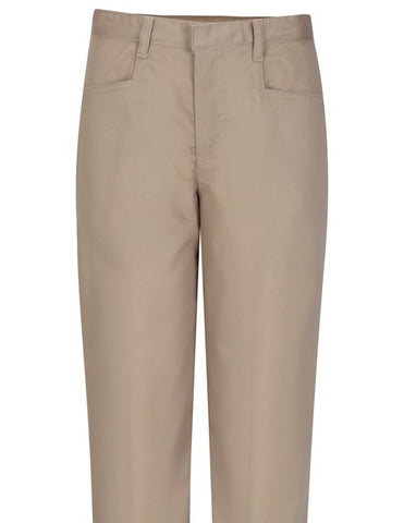 Girls Low Rise Pants: Khaki