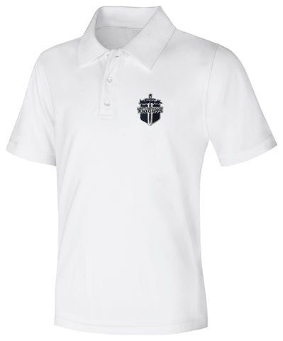 DryFit Polo LCA White