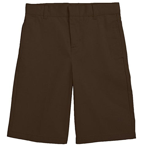 Boys Shorts Brown