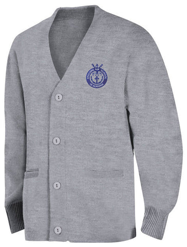 Cardigan: ESA Crest 2 colors