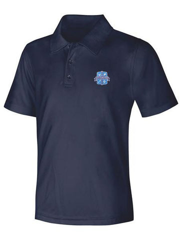 DryFit Polo: Ascension Navy