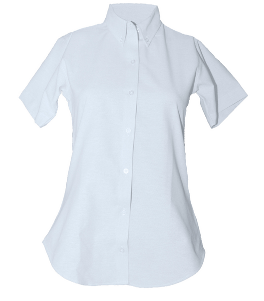 Girls Oxford Short Sleeve