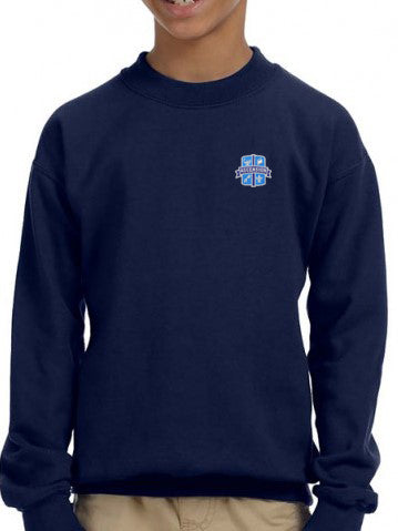 Navy Crewneck Ascension