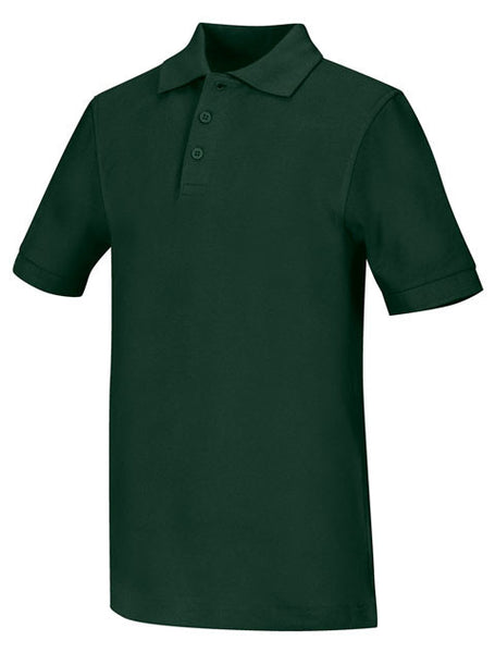 Youth SS Pique Polo 7 Colors