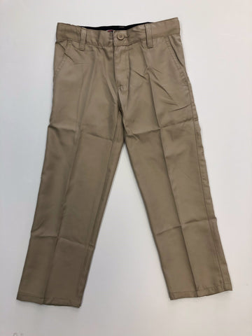 Boys Pants DryFit Khaki