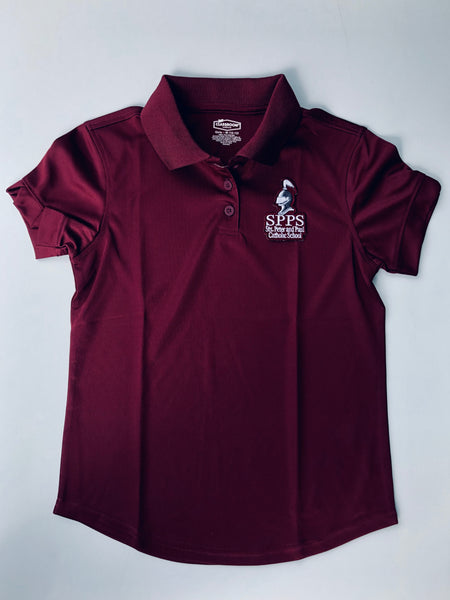 Girls DryFit Polo SPPS