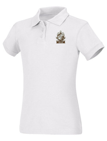 Girls Jersey Polo CCS