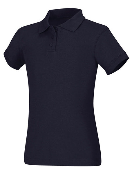 Girls Jersey Polo 4 Colors