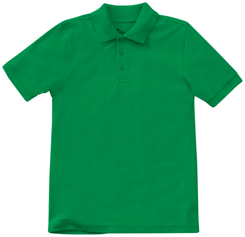 Pique Polo Kelly Green