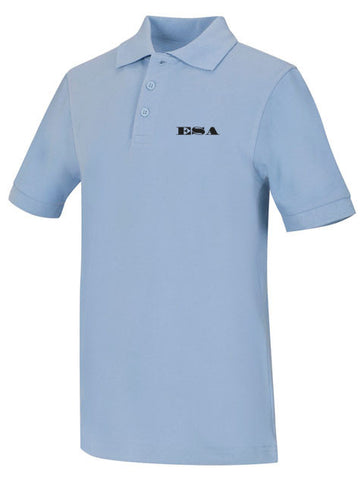 Jersey Polo SS: ESA Letters 4 Colors