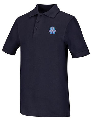 Pique Polo Ascension Navy