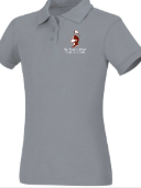 Ladies DryFit Polo SPPS Fan