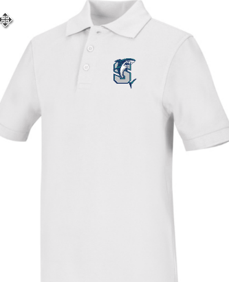 Pique Polo SHS 3 Colors