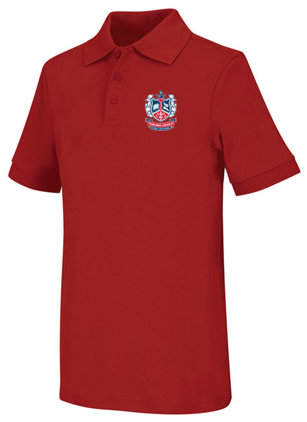 DryFit Polo TCHS Red