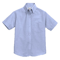 Oxford Short Sleeve Blue