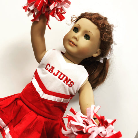 Doll Cheer Set: 8 Colors