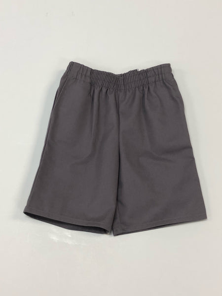 Pull-On Shorts LCA Grey