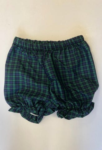 Bloomers for Tartan Dress
