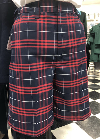Walk Shorts Plaid 37