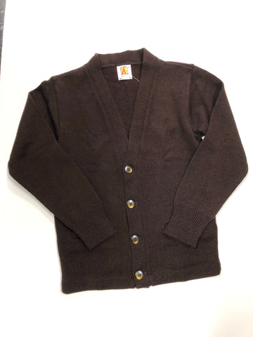 Cardigan Brown