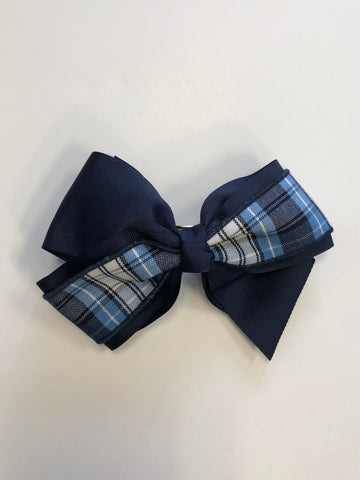 Hair Accessories Plaid 76