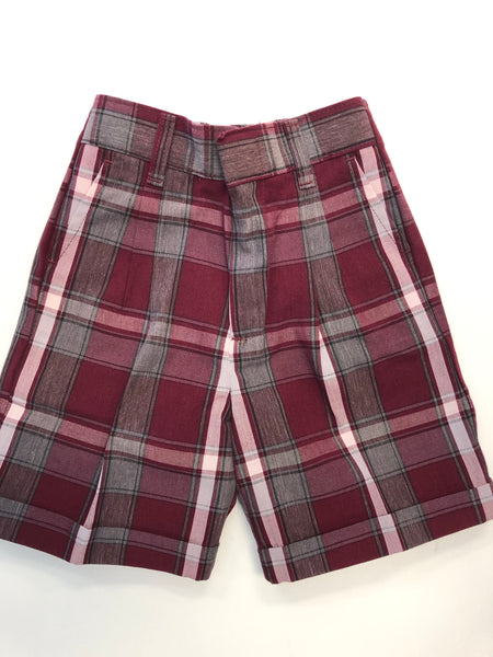 Walk Shorts Plaid 54