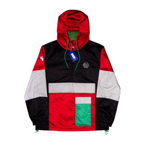 UF Anorak red