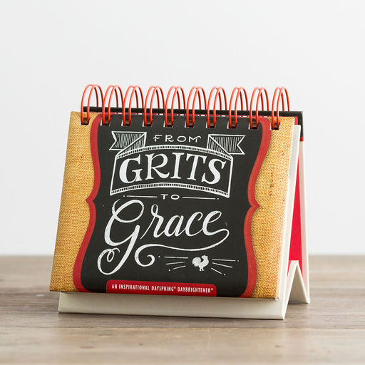 From Grits to Grace Perpetual Desk Calendar