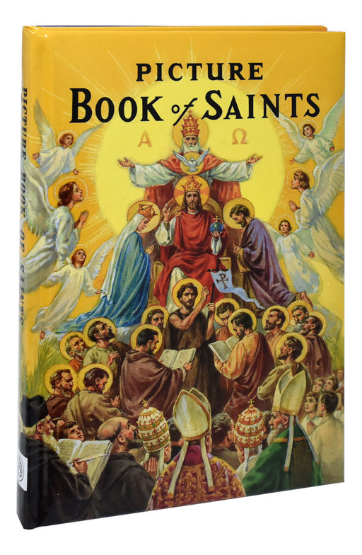 Picture Book of Saints by Rev. Lawrence Lovasik, S.V.D