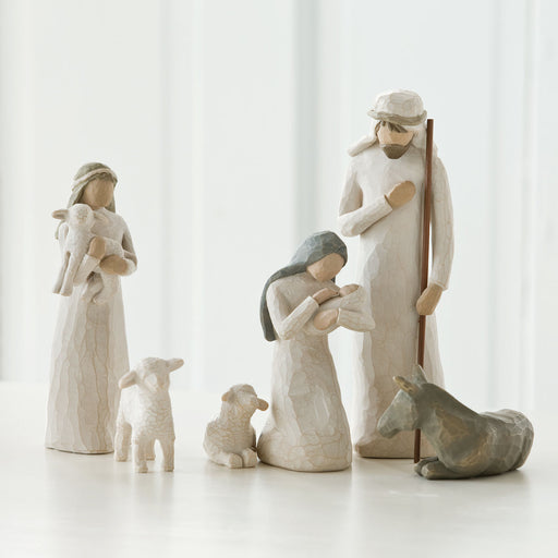 Nativity 6pc set Willow Tree